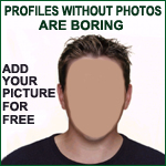 Image recommending members add College Passions profile photos